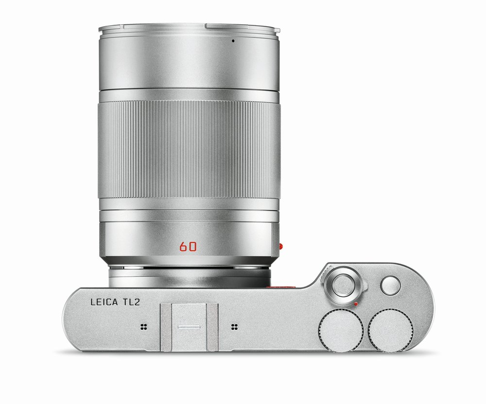 Look for the LEICA TL2 engraving, it's the only sure way to tell this camera apart from its predecessor, but the camera is indeed a great leap forward for the TL system