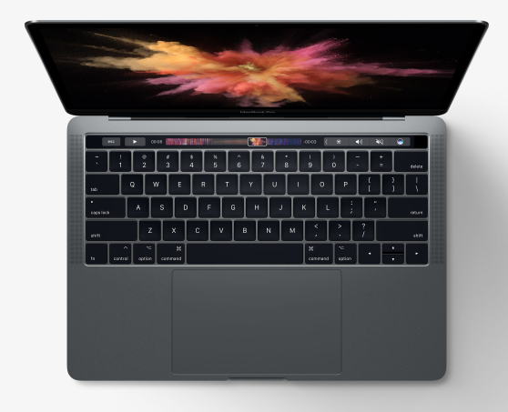 The much more powerful MacBook Pro — here with the optional Touch Bar which adds a lot to the price— is a better bet for intensive processing and costs little more than a specced-up MacBook. But you lose out on ultimate portability. It's a lot of extra weight to carry around