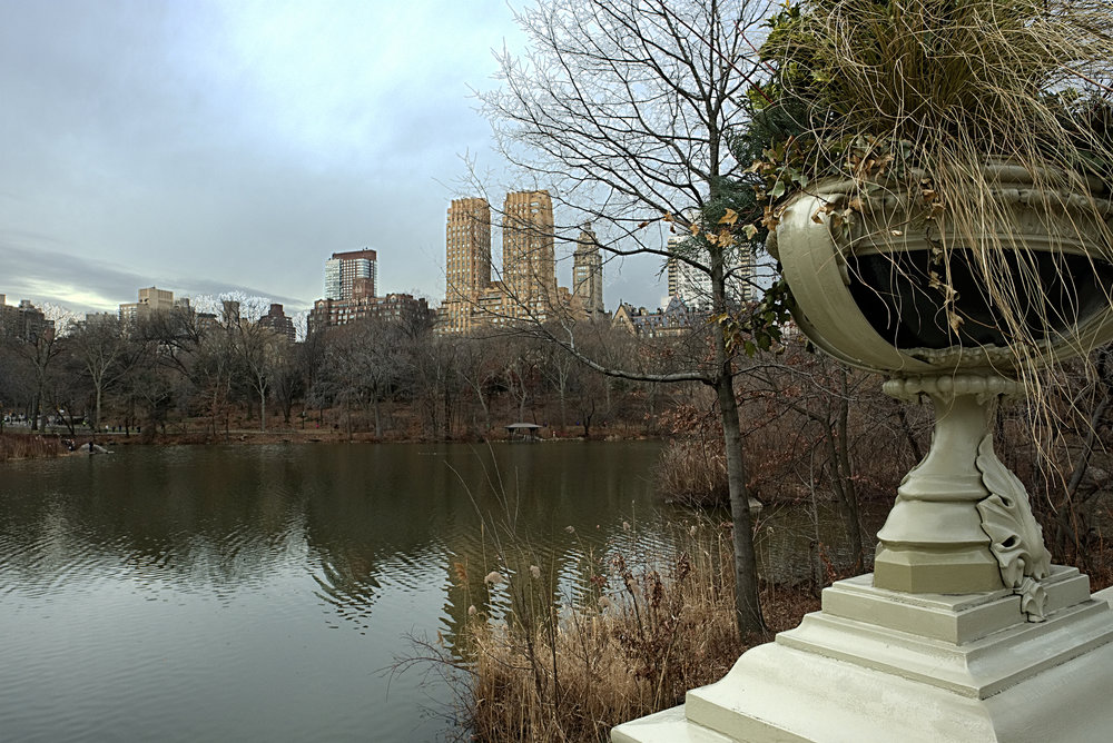 The design of Central Park was inspired by Birkenhead Park in Cheshire, UK, in 1850 (X-T2 and 16mm