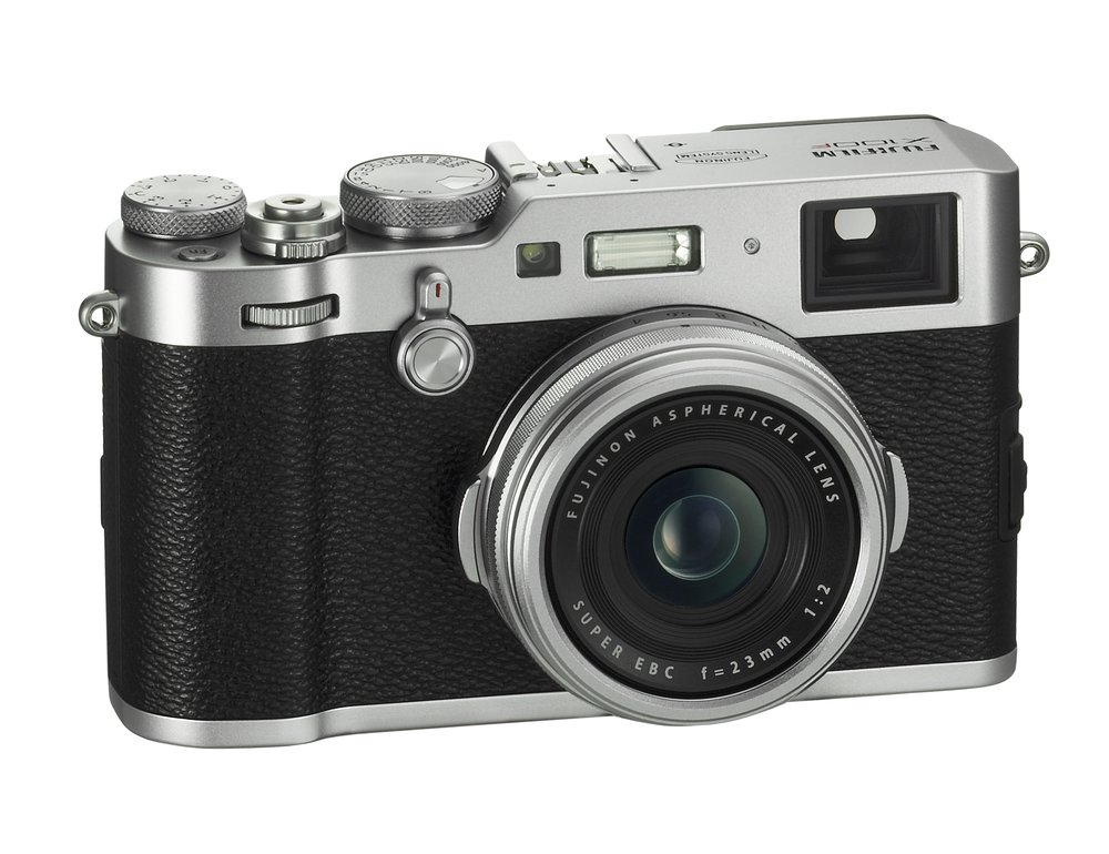 The Leica X1 led the pack following its 2009 launch but was soon overtaken in popularity by Fuji's X100 series (here the current X100F). What would a modernised X1 look like?