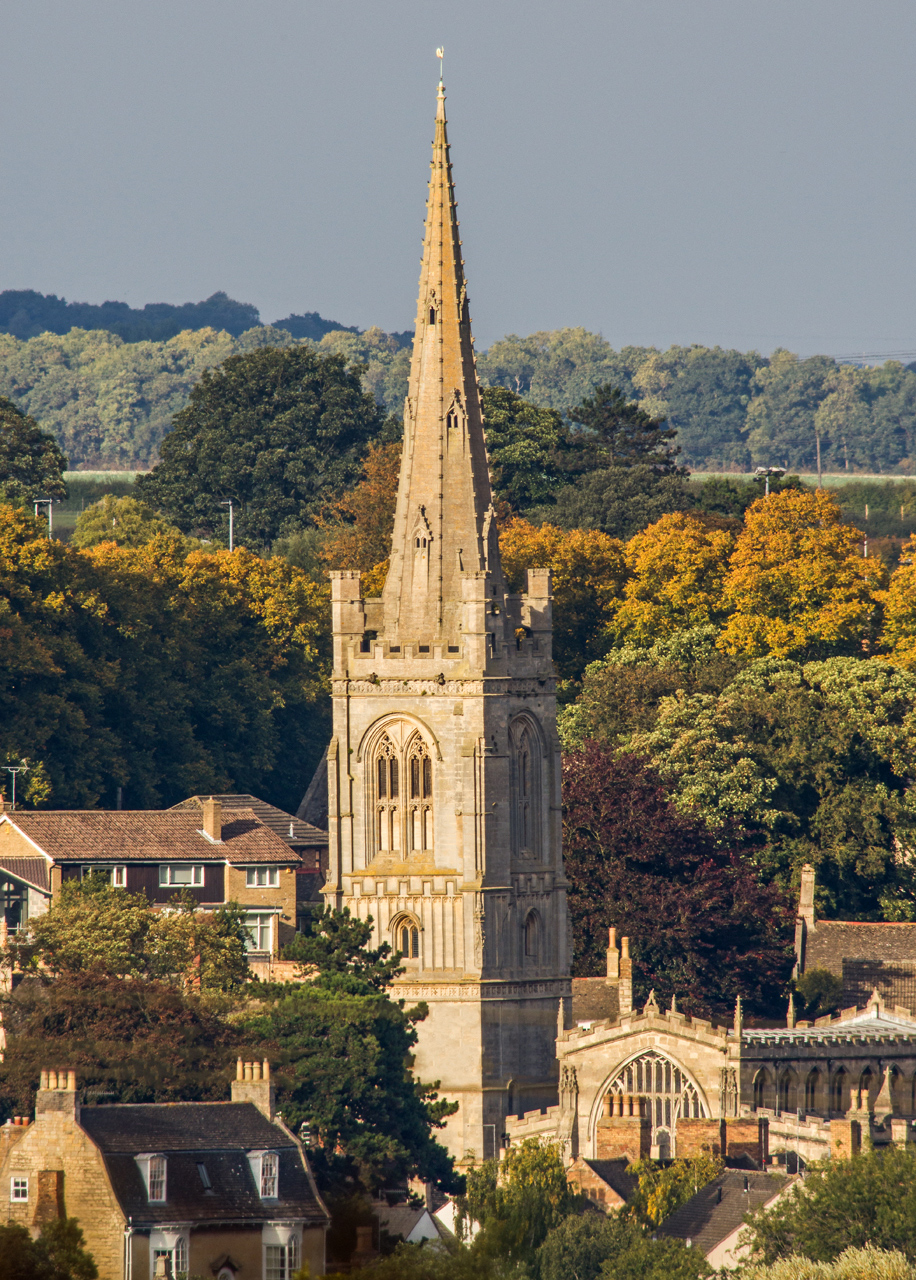 While native TL lenses restrict you to no more than a 200mm equivalent telephoto, there is a wide range of legacy lenses you can attach. This remarkable shot of All Saints' Church, Stamford, Lincolnshire, was taken with the TL2 and a Leitz 800mm Apo-Telyt S (plus Apo Extender R 1.4x) from a distance of three miles at Easton-on-the-Hill. Effective focal length is  1680mm . IImage by Dunk Sargent who reports that he used two tripods and the self timer. The 2 second delay was too short and the 12 seconds too long; he would have preferred 5 seconds which is not an option.