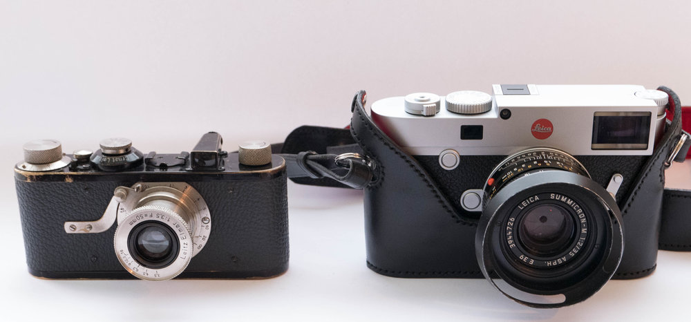 8 Leica I Model A 4 digits SN 1926 and M10-1020942.jpg