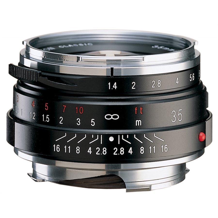 Voigtländer's answer to the 35mm Summilux, the 35m f/1.4 Nokton Classic, another bargain at £499. You can buy seven of them for the price of one Summilux. But how does it compare in action?
