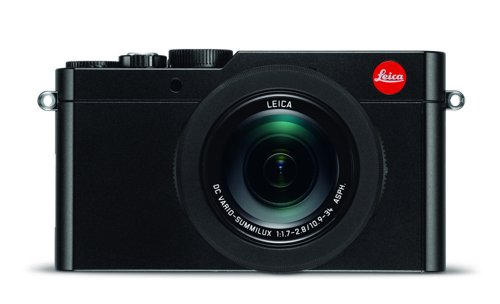 The fixed-lens D-Lux has a four-thirds sensor but we mustn't call it micro four-thirds. It is another popular member of the Leica family, a rebadging of the Panasonic Lumix LX100