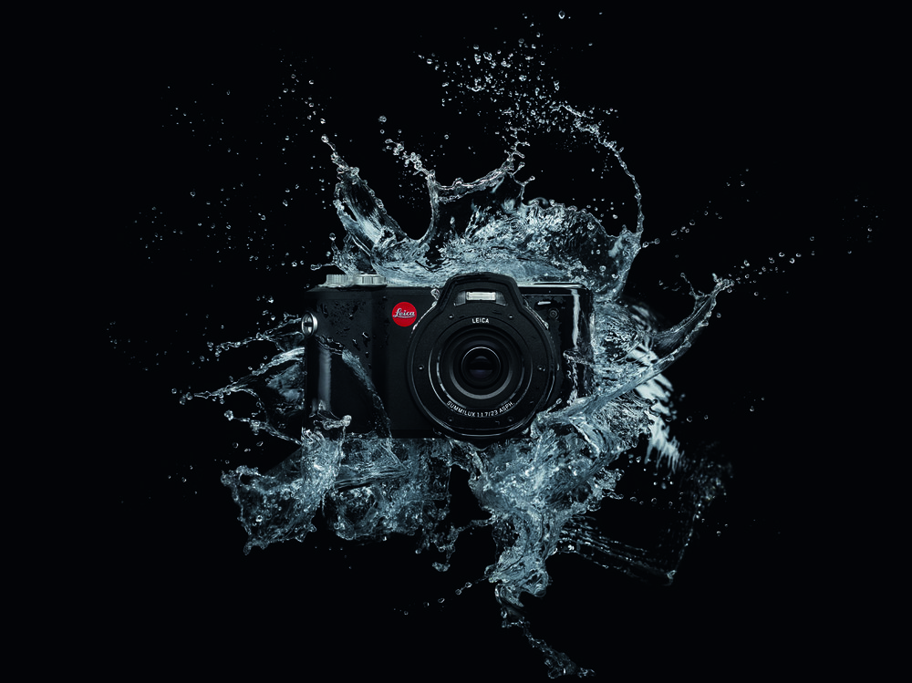 Last of the Exians: The X-U is still afloat, but for how long? (Image Leica Camera AG)