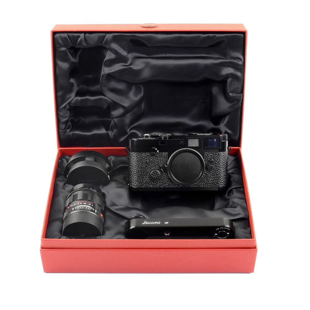 Leica Black Paint MP3, LHSA Special Edition