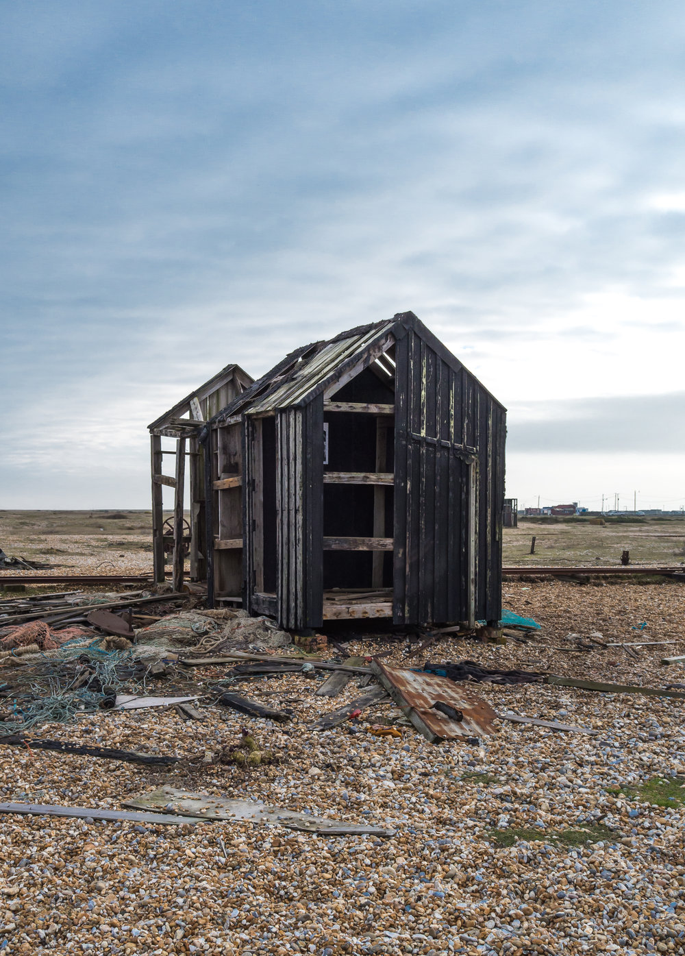 A shot at  Dungeness  showing the exceptional colours from the sensor
