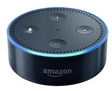 The Amazon Echo Dot is as cheap as chips and has a massive head start. But it is no surround-sound system and really needs an external speaker. The Echo has a much better speaker, but no match for the HomePod.