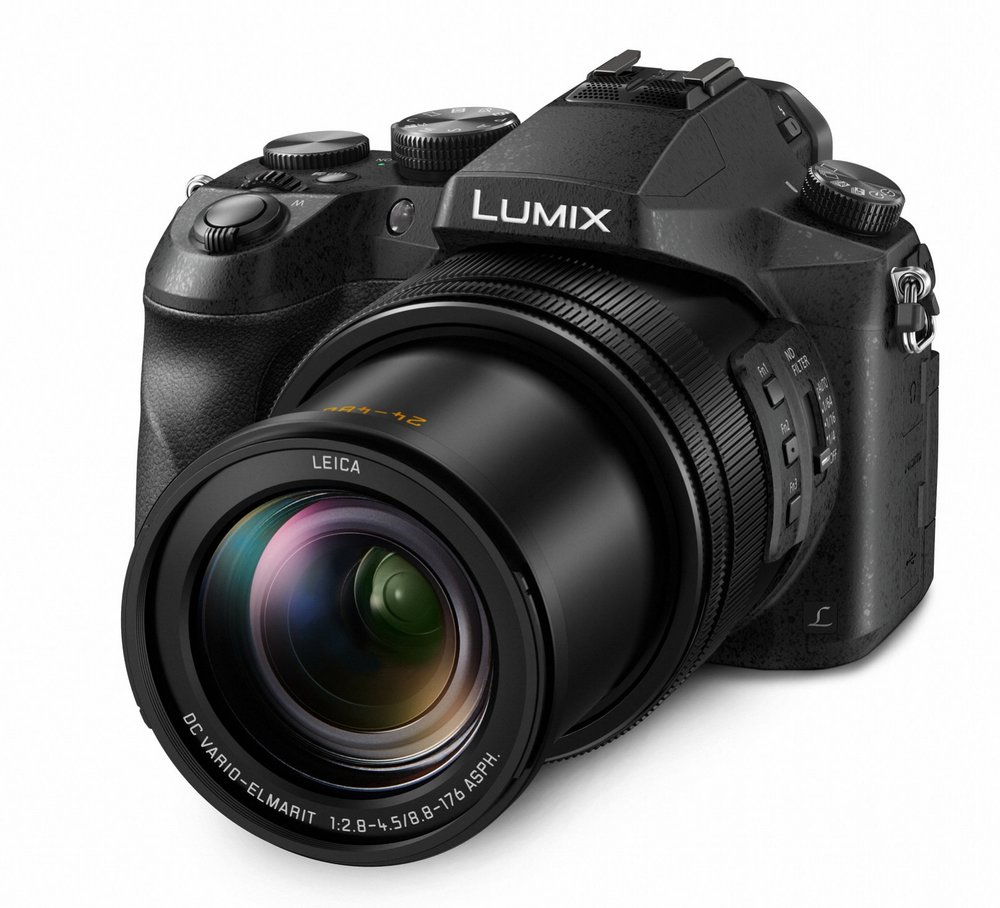 "The Panasonic Lumix FZ2500/2000 — the ""half a Leica"". It is an updated version of   the FZ1000 on which the V-Lux is based"