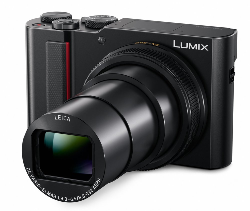 The Lumix TZ200 is a pocket camera with large one-inch sensor and ultra-long zoom