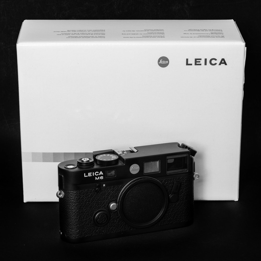 A perfect example of Leica's film-camera art