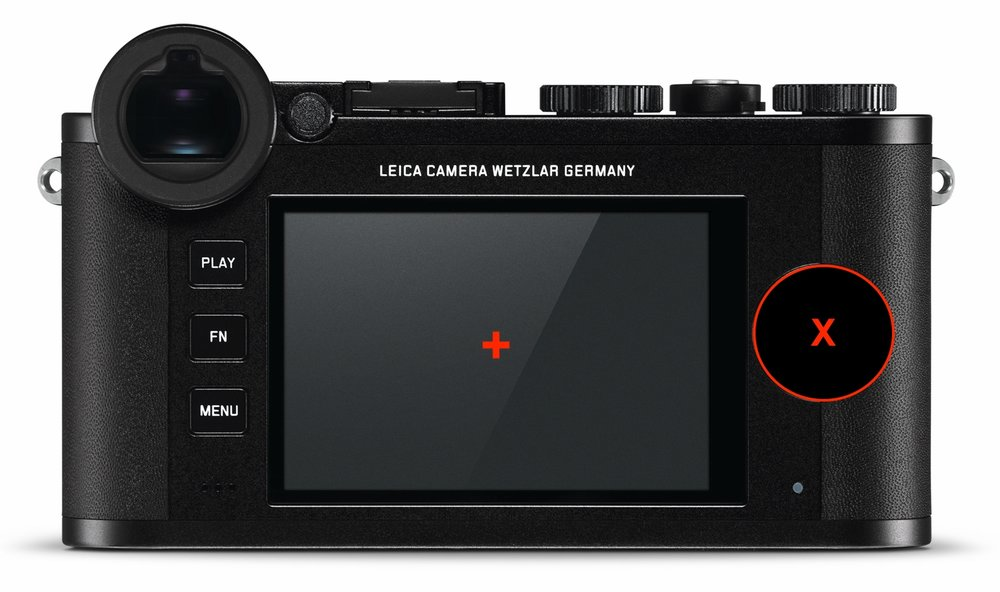 Last December we asked why it is not possible to deactivate the CL's four-way pad to avoid inadvertent changes of settings while shooting — in particular the tendency to move the focus point around the frame. We were told the was no demand and that Leica preferred to keep things simple. But now they have introduced a solution for the SL's joystick there is no reason not to update the CL firmware in the same way