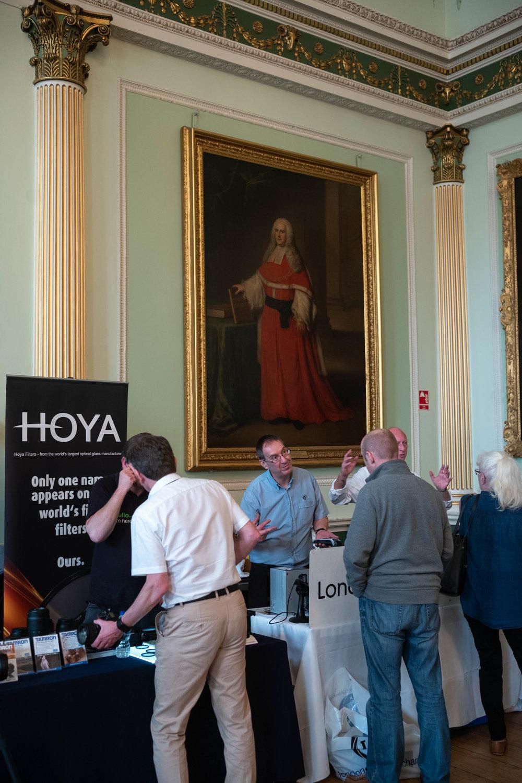 Hoya, not Goya