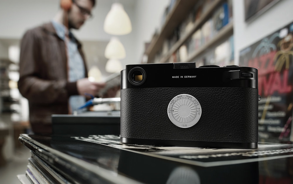 Who needs a screen? The original M-D has been a quiet success for Leica (Image Leica Camera AG)