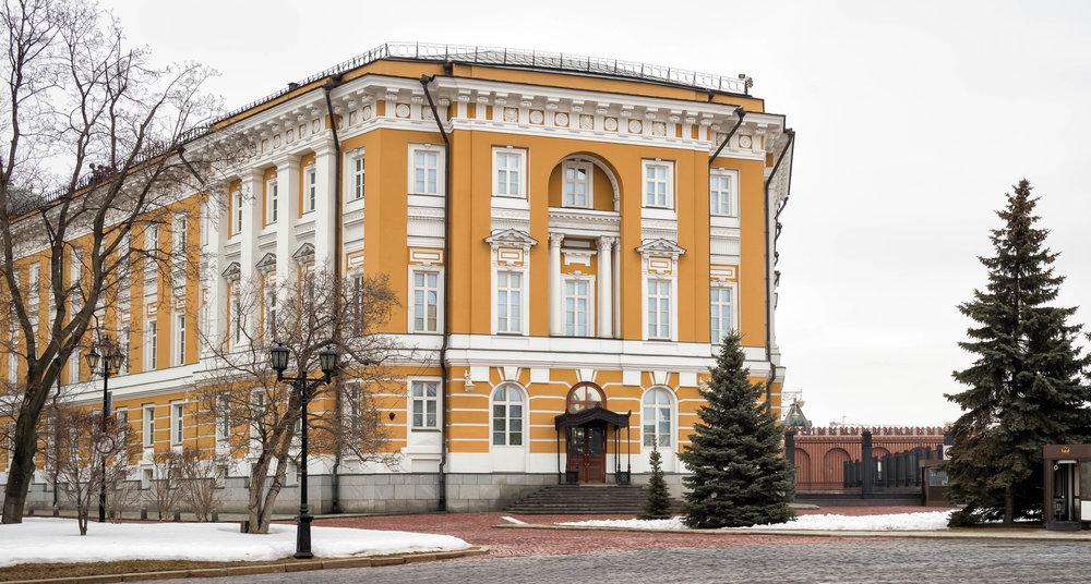 25 Russia March:April 2018 Kremlin 3 .jpg