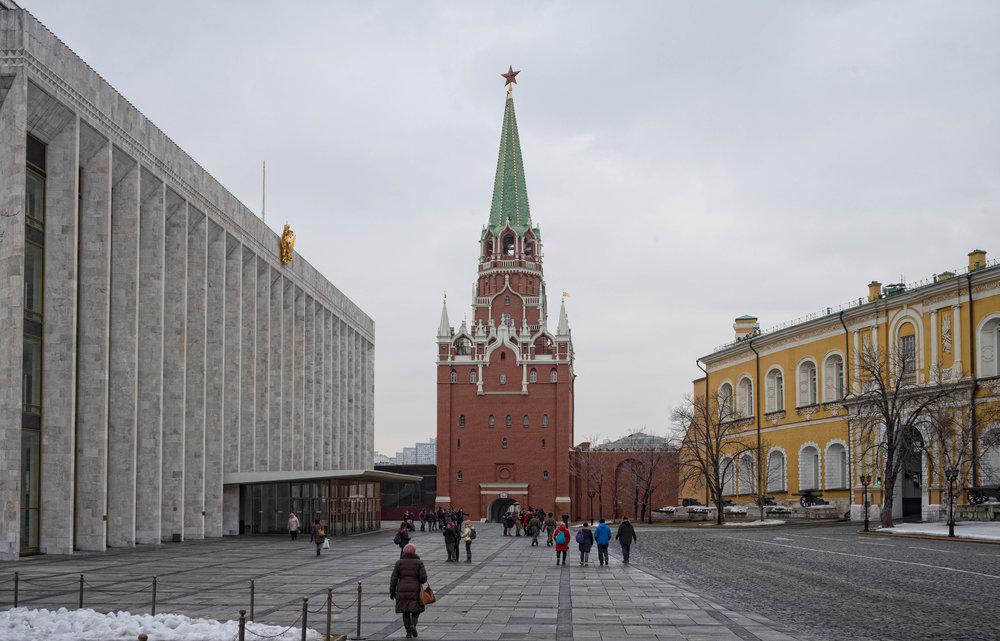 24 Russia March:April 2018 Kremlin 2 .jpg