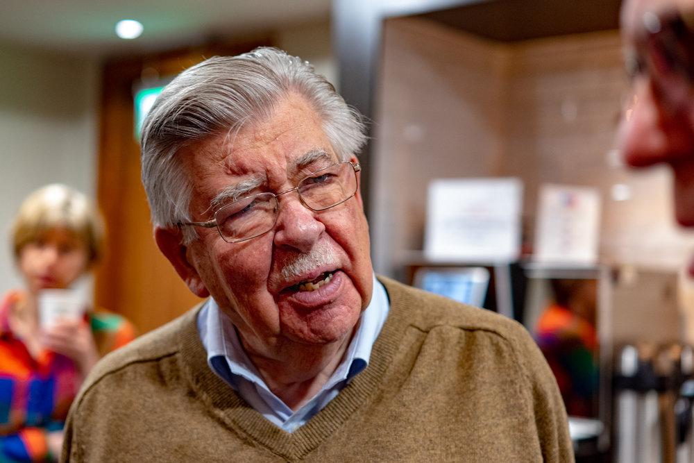 TLS Past President, John Gregory