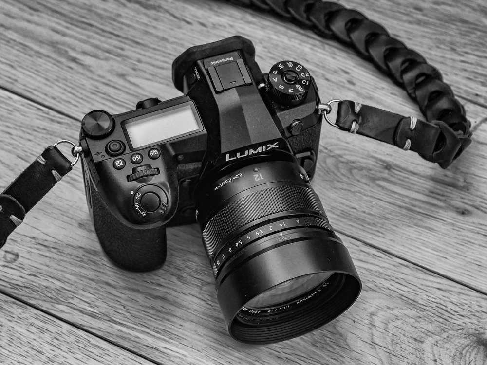 The Macfilos Lumix G9 and Leica DG 12mm now have good company— the outfit has become Eric Kim's favourite tools for street photography. Whatever next?