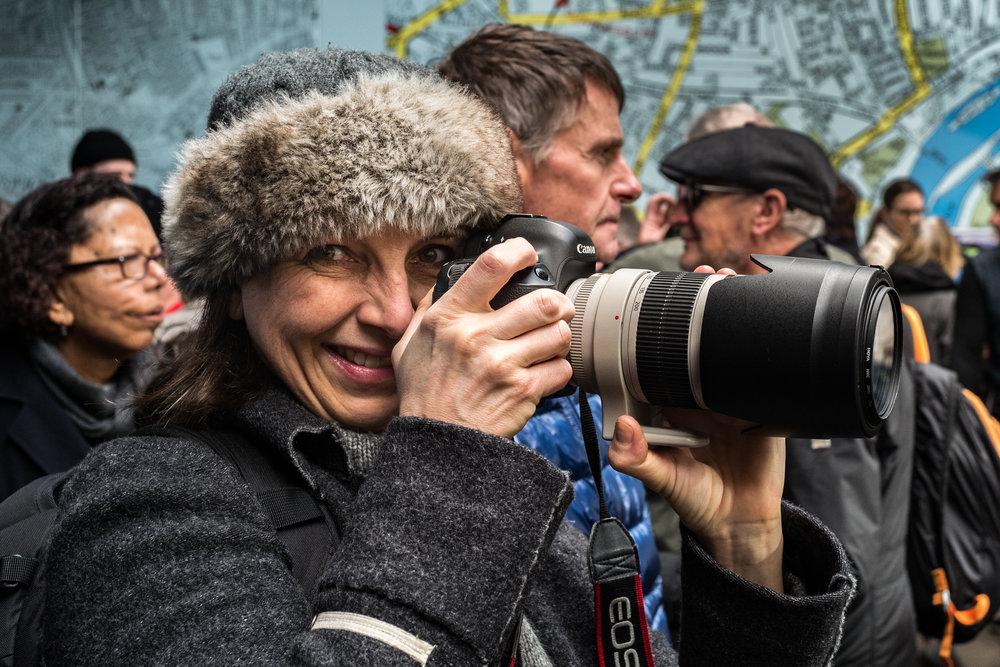 Poacher poached: On the Leica SL