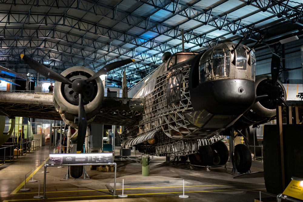 Wellington Bomber with the Leica M10