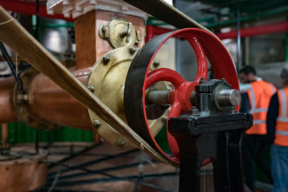 Wheels of industry, Leica M10