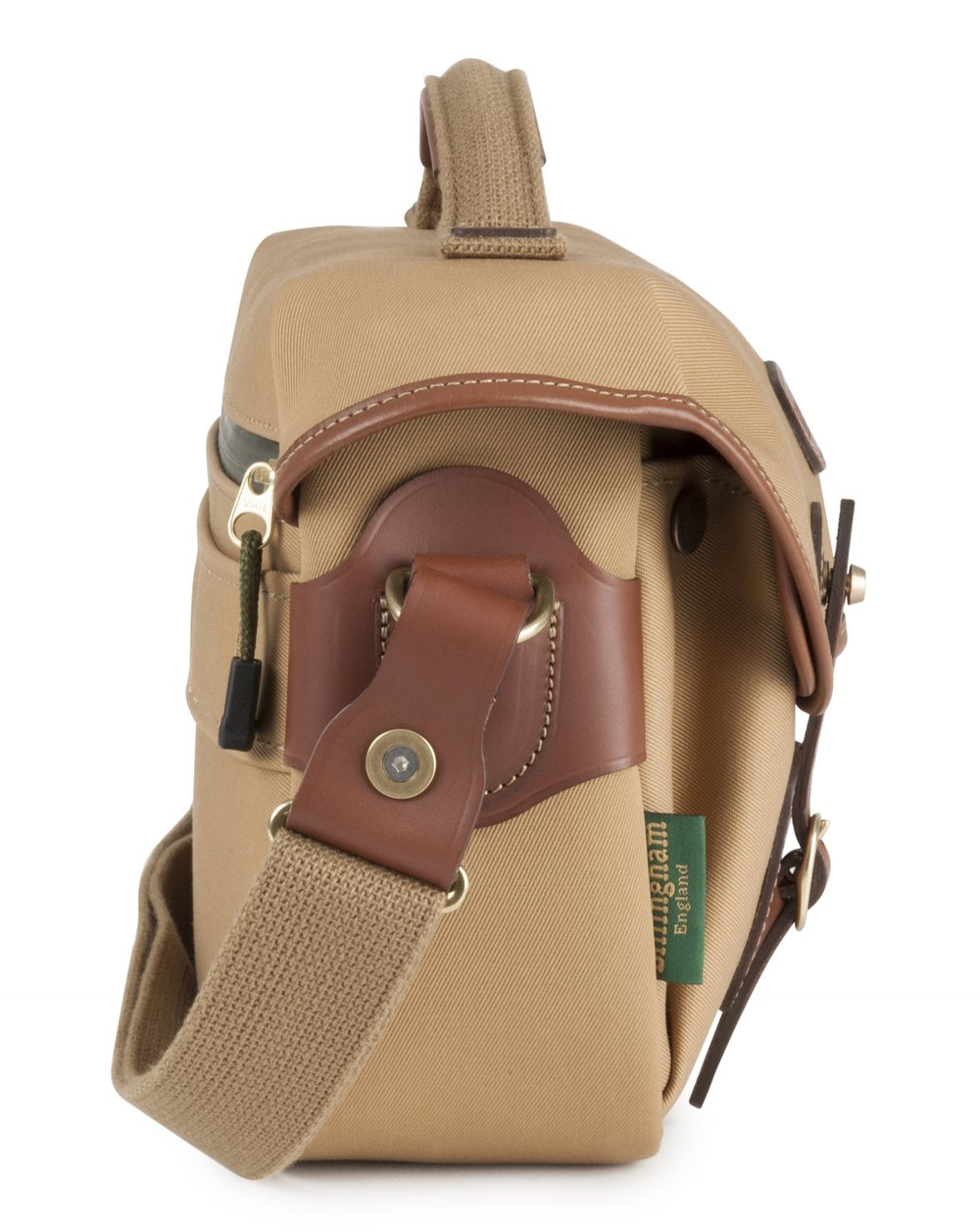 Billingham Hadley Small Pro SIDE - Khaki Canvas_Tan.jpg