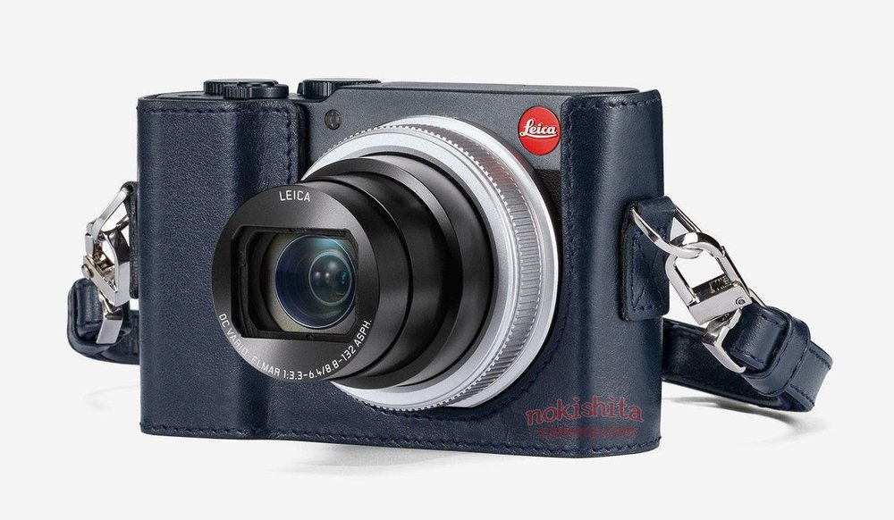 And here it is, the Leica C-Lux and pretty conclusive. It's the TZ200 without a doubt.  Image  Nokishita.com  via  Leica Rumor s