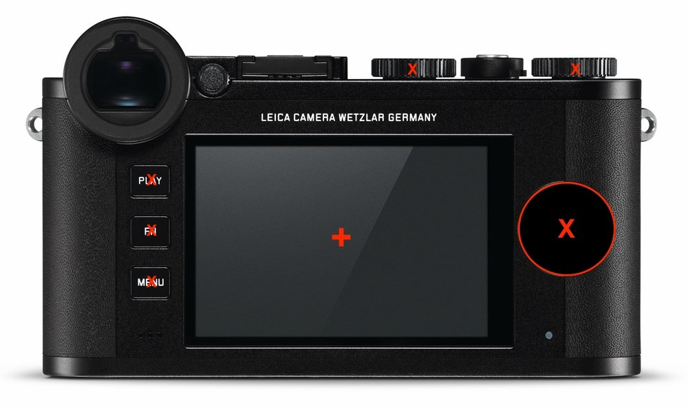 Welcome to Total Leica Lockdown Mode: But just what is it for?