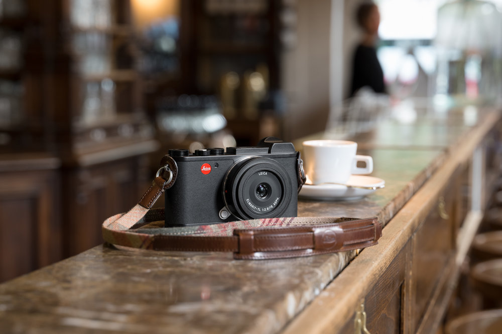 The Leica CL is capable of producing great results. As a system, it is compact, ergonomically mature and fun to use. But the lack of a central focus lock has been a big problem for many users (image Leica Camera)