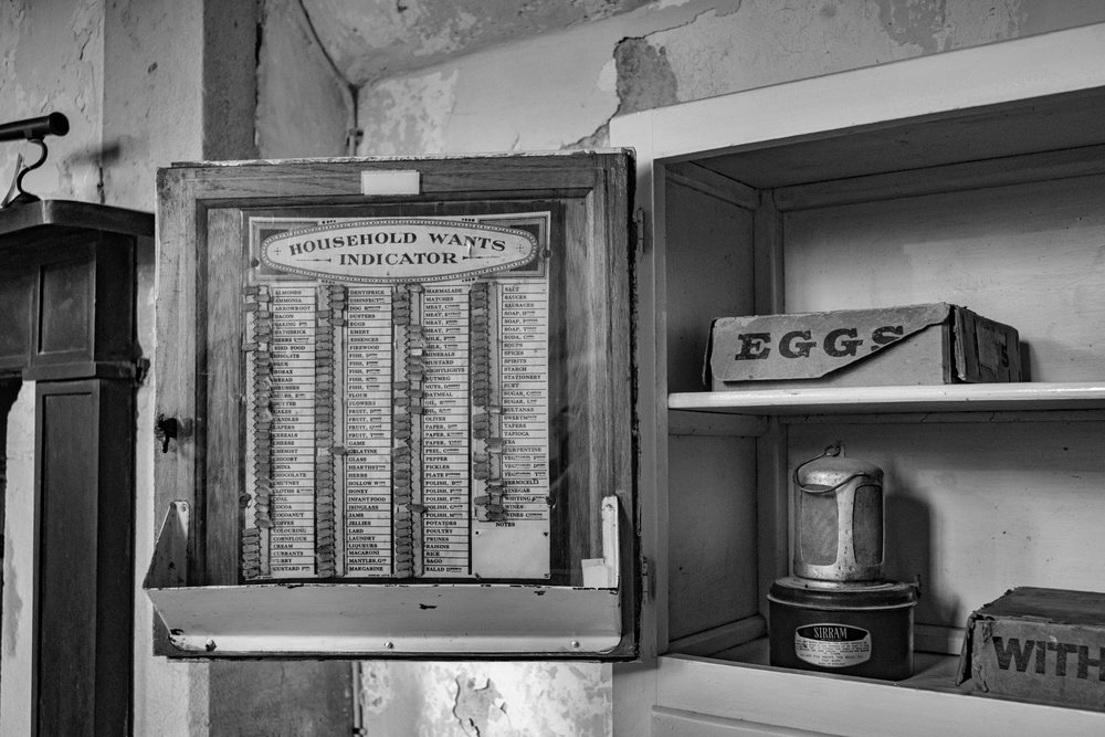 Want, want, but Is it worth it? Perhaps Henry Fox Talbot's very own grocery calculator could help you make up your mind. (Image Leica M10, Mike Evans)