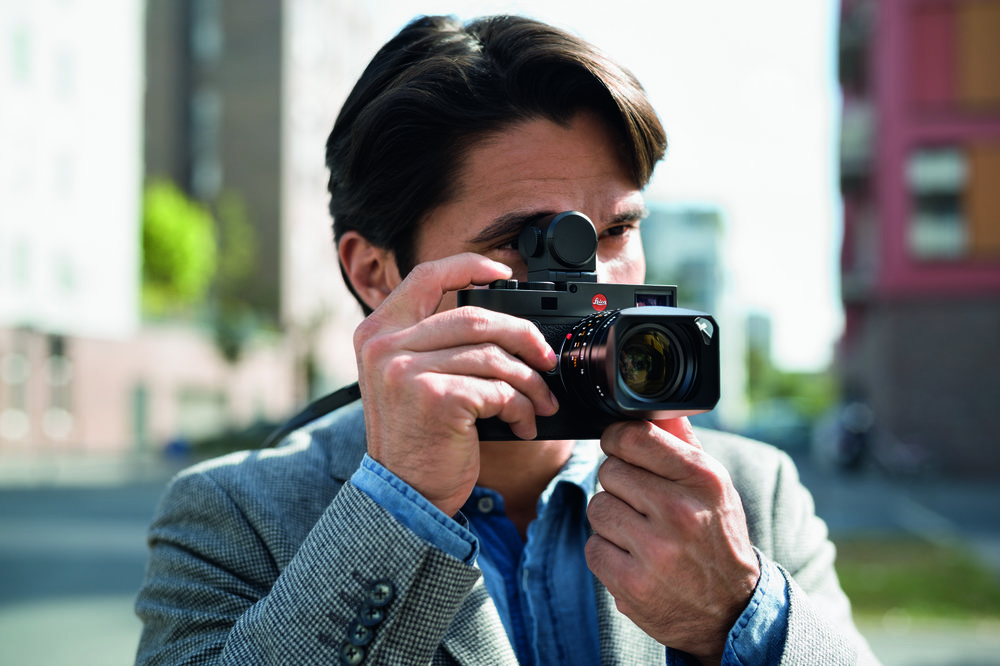Eric thinks the M10 is the best rangefinder for street photography — and he's probably right (Image: Leica Camera AG)