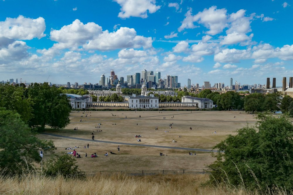 Finally, back to Greenwich Park for another fine landscape from the C-Lux at 24mm. With such a range of focal lengths, the C-Lux is indeed the pint pot that holds a quart. I would happily take it as my only camera when travelling, sure that it would cope with everything I threw at it. You might convince yourself you don't need 200mm or 360mm in a pocket camera but, believe me, you will use it if you are lucky enough to have it. Amen.