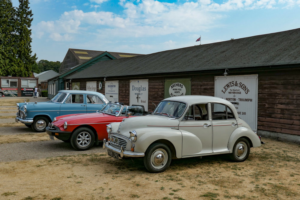 Classic car fest, with the wonderful Morris Minor occupying price of place. Taken at 35mm, f/3.5 and 1/1600s