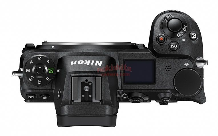A top display, similar to the Panasonic G9 and Leica SL. No doubt the next Sony will follow suit