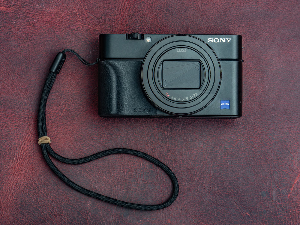 Standard Sony strap