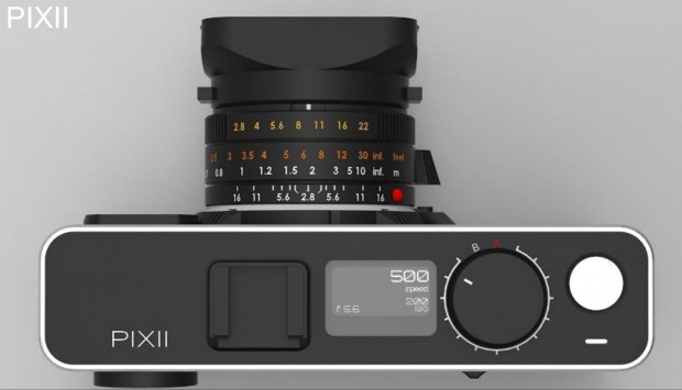 The Pixii with M-mount, looks promising. I like the ultra-modern top-plate controls and display screen and look forward to seeing and trying a production model