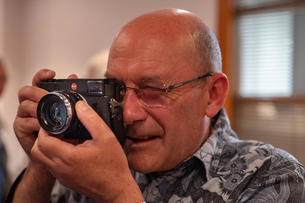 The 35mm Summilux-TL (used to take the shot, mounted on the CL), is an outstanding lens in the crop-sensor lineup. It's one of Peter Karbe's favourites and it is also made in Germany (Image Mike Evans)