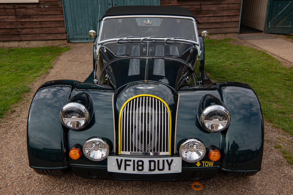 Magnificent Moggie, 50 years on but bang up to date