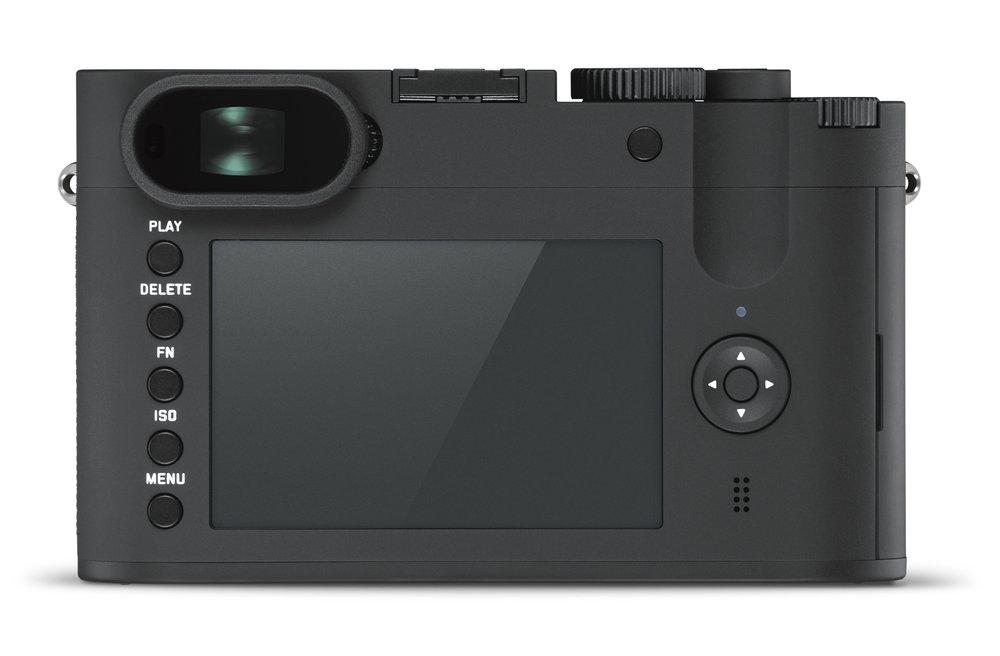 Leica announces the Q-P