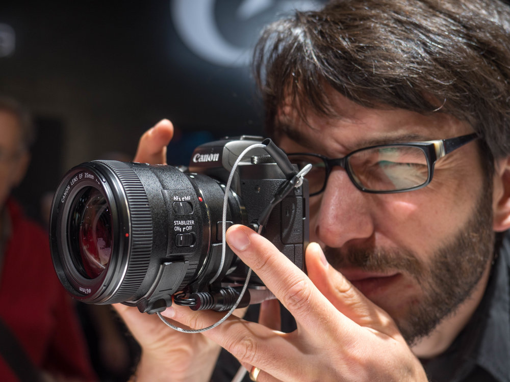 Enthusiasts flock to Photokina for the chance to get their hands on the latest gear, but perhaps you can have too much of a good thing