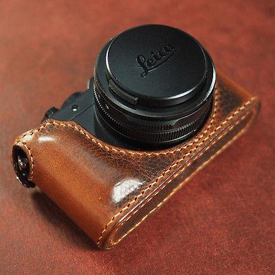 Artie di Mano case for the Leica D-Lux 7