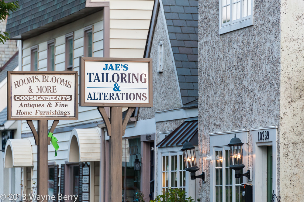 Historic Hilton Village in Newport News, Virginia