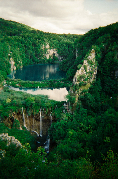 Plitvice Lakes in Croatia took me completely by surprise