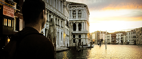 Venice, Italy: where it's impossible to get lost