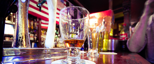 Without the Irish, we wouldn't have whiskey. Without whiskey, America wouldn't have bourbon. Thank ye, Lord, for the Irish (photo courtesy of Michael Erving)