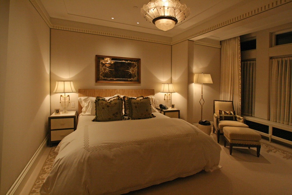 Learn how to make bedroom lighting like this at IES Light Logic