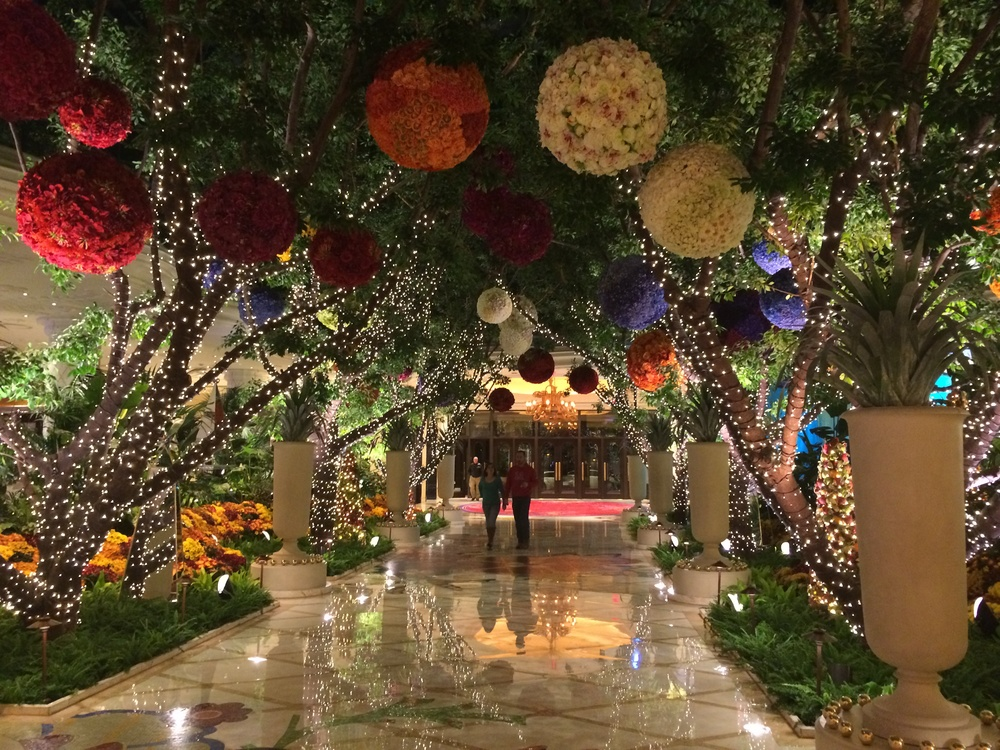 Welcome Inside the Wynn