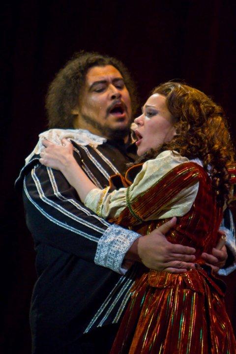 Lucia and Encrico