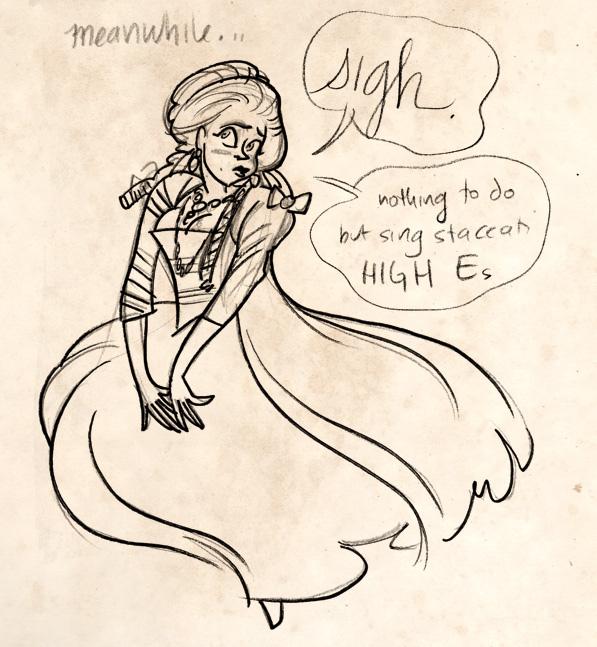 Candide Cartoons