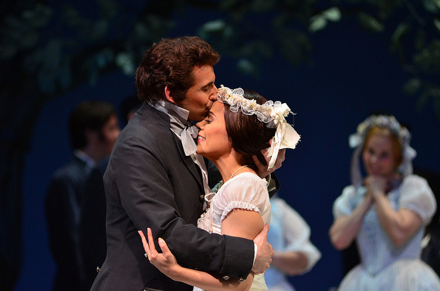 with tenor Michele Angelini as Elvino